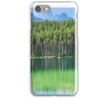 Pine Reflection iPhone Case/Skin