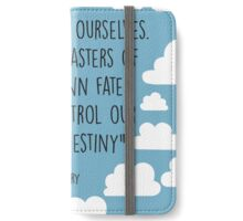 pbbyc - Typography Toy Story Quote iPhone Wallet/Case/Skin