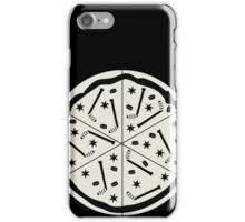 Hockey Pizza Party iPhone Case/Skin