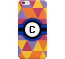 Monogram C iPhone Case/Skin
