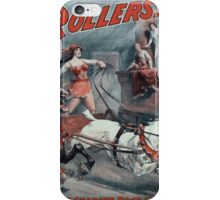 Performing Arts Posters The High Rollers Extravaganza Co 0291 iPhone Case/Skin
