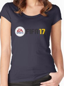 FIFA 17 Women's Fitted Scoop T-Shirt