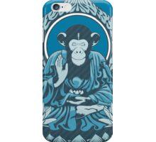 Zen Sapience Halftone iPhone Case/Skin