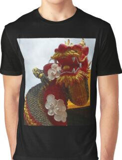 Swagger Dragon Graphic T-Shirt