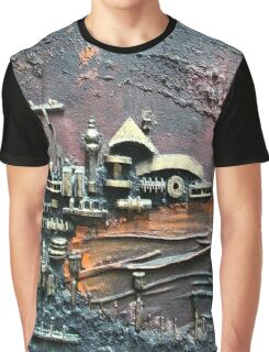 Industrial Port-part 1 by rafi talby Graphic T-Shirt