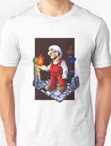 Mario vs Heartless Unisex T-Shirt