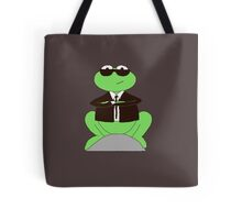 Mr Green - One of the Reservoir Frogs... Tote Bag