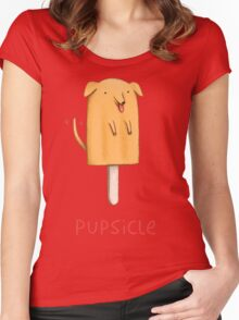 Pupsicle Women's Fitted Scoop T-Shirt