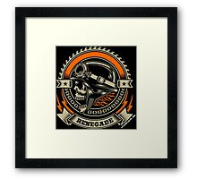 Renegade II by stlgirlygirl Framed Print