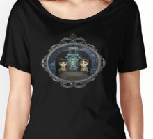 Hitchhiking Ghost Women's Relaxed Fit T-Shirt