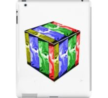 Cubed Pussy iPad Case/Skin