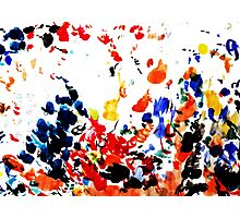 Blotches  Photographic Print