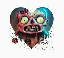 Zombie Heart Cartoon Dead Most Popular Unisex T-Shirt