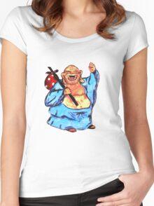 Adventure Buddha Women's Fitted Scoop T-Shirt