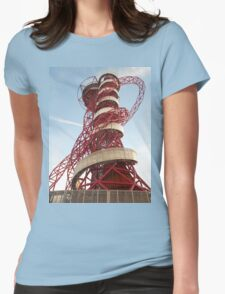 London Orbit Tower Womens Fitted T-Shirt