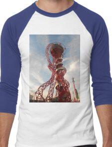 London Orbit Men's Baseball ¾ T-Shirt