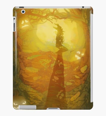 Pumpkin iPad Case/Skin