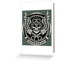 Renegade by stlgirlygirl Greeting Card
