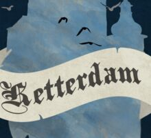 Ketterdam from Six of Crows Sticker