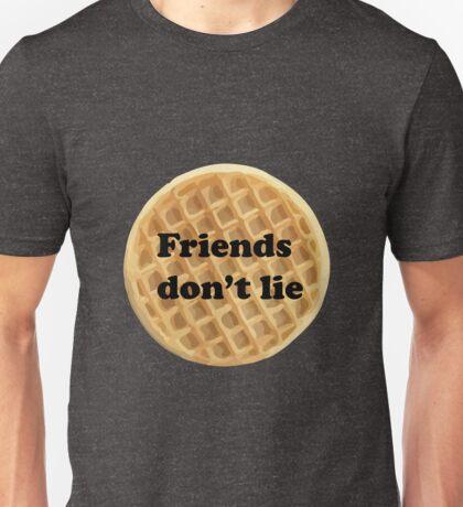 FRIENDS DON'T LIE- stranger things Unisex T-Shirt
