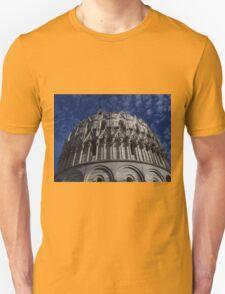 Battistero di San Giovanni, Pisa Unisex T-Shirt
