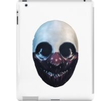 Payday 2 Wolf Mask iPad Case/Skin