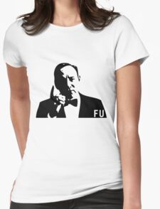 FU Womens Fitted T-Shirt