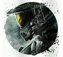 Halo Master Chief Illusions Most Popular Poster