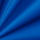 Blue Fold by Hugh Fathers