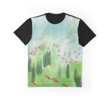 Happy Daydreams Graphic T-Shirt