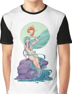 Nereid - The Nymph of the Sea Graphic T-Shirt