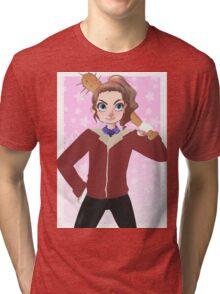 An Average Suburbia Girl Tri-blend T-Shirt