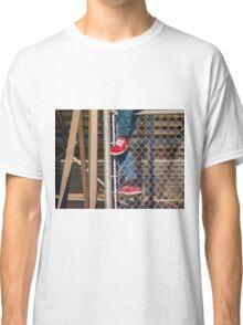 Climb The Fence Classic T-Shirt