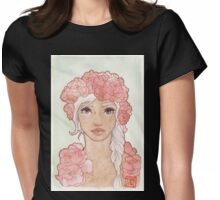 Haru-Hime (Spring Princess) Womens Fitted T-Shirt