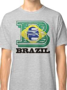 B is for Brazil Classic T-Shirt