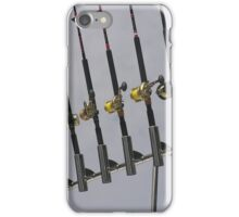 Fishing Poles iPhone Case/Skin