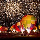 After Glow™ Fireworks Show.4 by Alex Preiss
