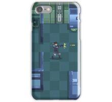 Metal Gear Cyborg Fight iPhone Case/Skin