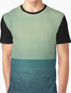Serenity on a Summer Evening Graphic T-Shirt