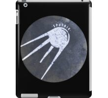 Sputnik - Russian Space Program Satellite iPad Case/Skin