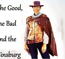 The Good, the Bad and the Ginsburg by Jason Winks