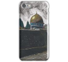Wailing Wall & Dome of the Rock iPhone Case/Skin