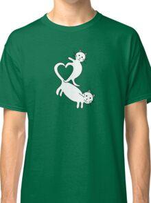 Heart Kittens Classic T-Shirt