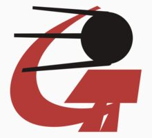 Soviet Satellite - Sputnik Kids Tee