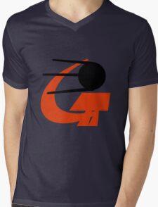 Soviet Satellite - Sputnik Mens V-Neck T-Shirt