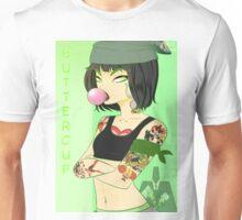 Chola! PowerPuffGirls - Buttercup Unisex T-Shirt