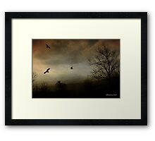 Mountain Sorcery~ No Good Can Come of This Framed Print