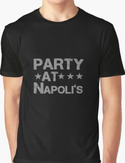 Party At Napolis Cleveland Indians Graphic T-Shirt