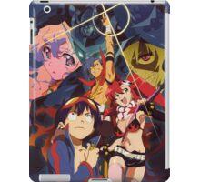 Simon, Yoko, Kamina, Nia, Viral Anime Manga Shirt iPad Case/Skin