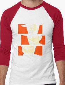 Blondie, Angel Eyes, Tuco Men's Baseball ¾ T-Shirt